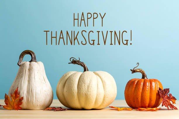 Thanksgiving Holiday Photo